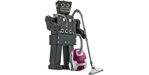 Dammsugarrobot