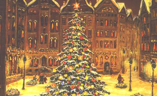 julgransinsamlingen