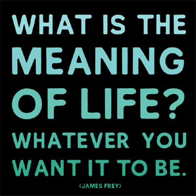 meningen med livet
