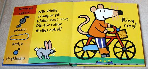 när molly trampar