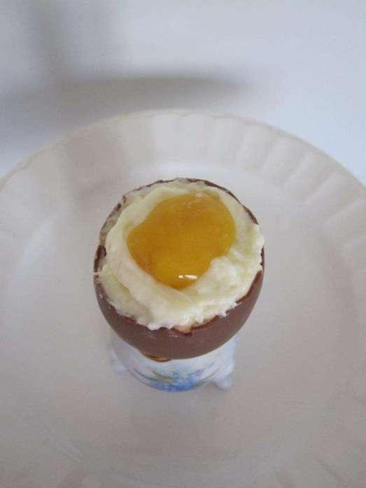 äggdessert