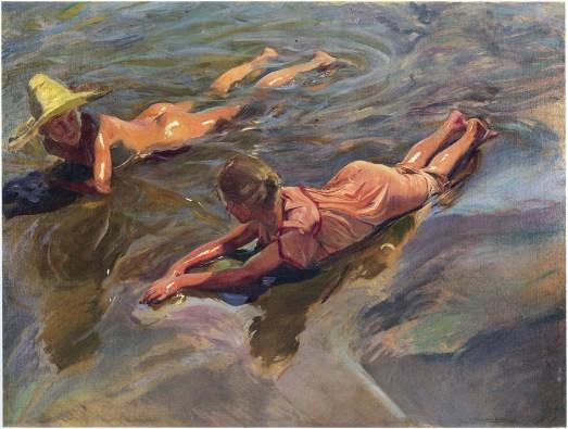 idyll-sea-Joaquin Sorolla