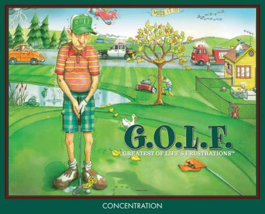 golf-koncentration