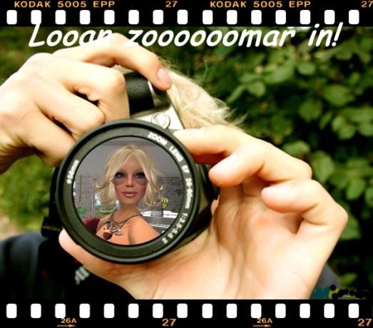 loo  zoom lens m ram + text