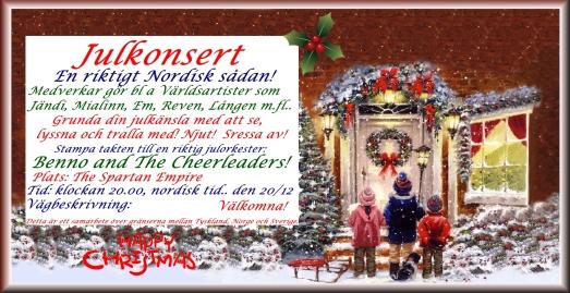 2014 julkonsert blogg