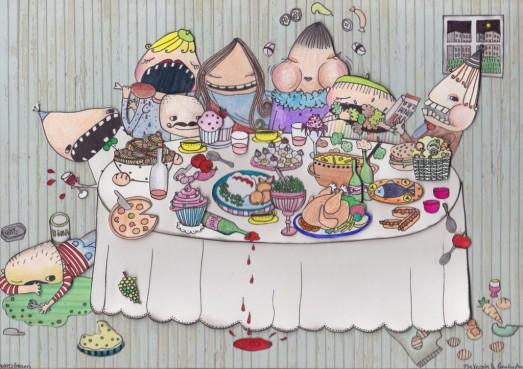 sjuk mat